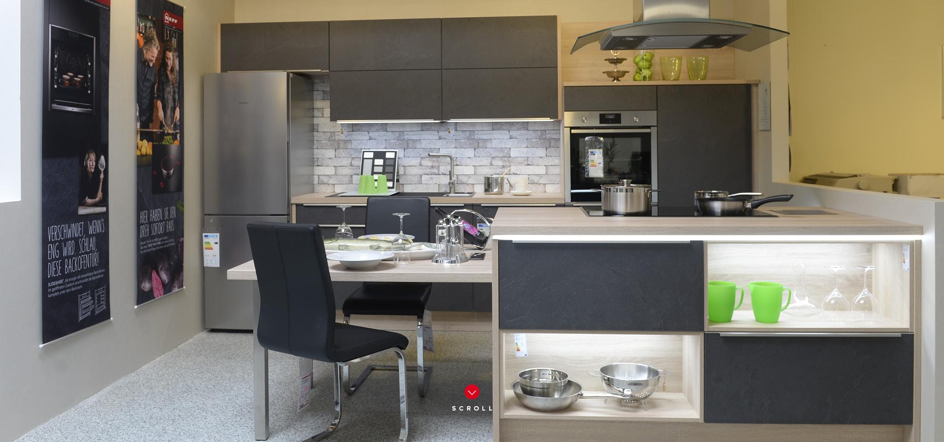 Küchenwelt / Mega Küchenwelt